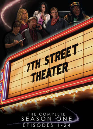 7th Street Theater Season One DVD
