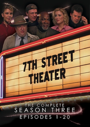 7th Street Theater Season Three DVD